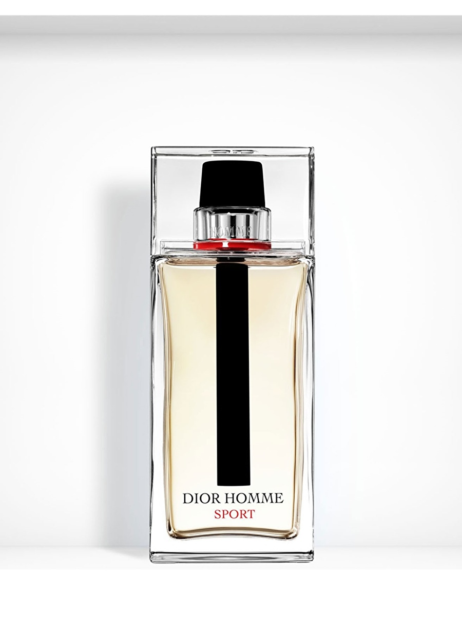 Standart Renksiz Dior Homme Sport Edt 125 ml Erkek Parfüm Kozmetik