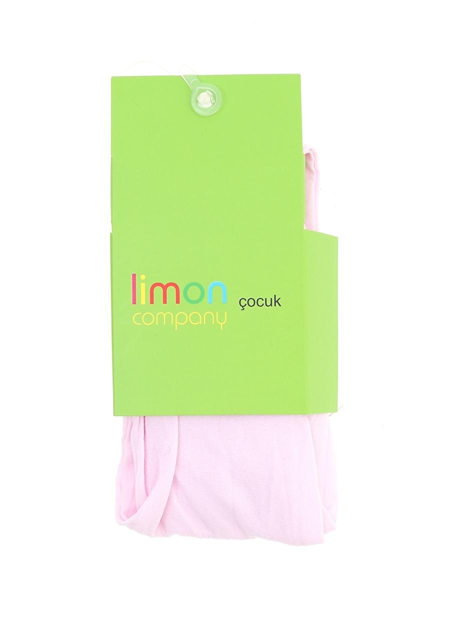 6 Yaş Kadın Pembe Limon Külotlu Çorap Çocuk Ev İç Giyim