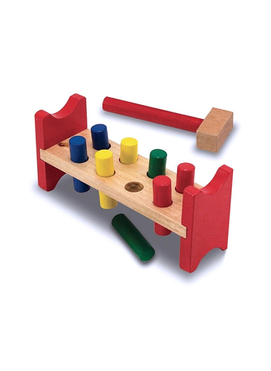 Standart unisex Renksiz Melissa amp; Doug & Ahşap Oyuncak Çocuk