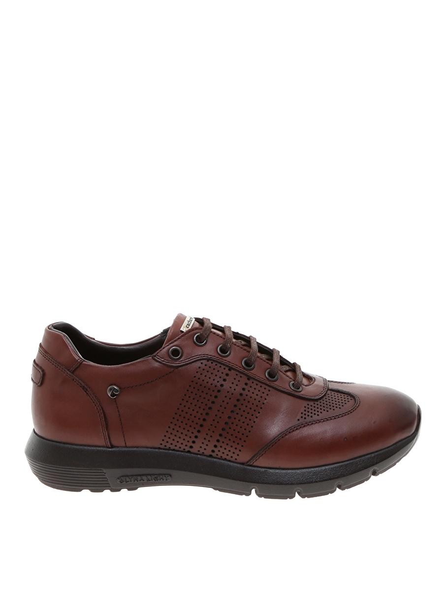 44 Açık Kahve Cacharel Erkek Kahverengi Günlük Ayakkabı Çanta