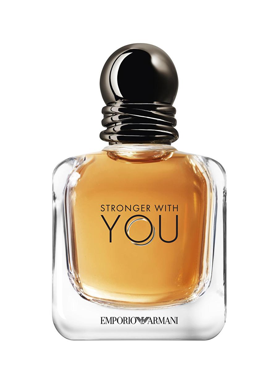 Standart Renksiz Armani Emporio Stronger With You Edt 50 ml Erkek Parfüm Kozmetik