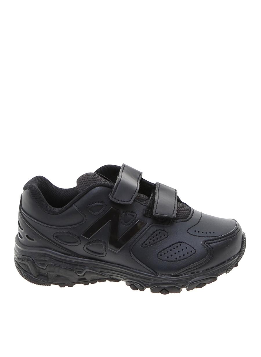 30 Erkek Siyah New Balance Yürüyüş Ayakkabısı Çanta Çocuk Ayakkabıları Koşu Antrenman