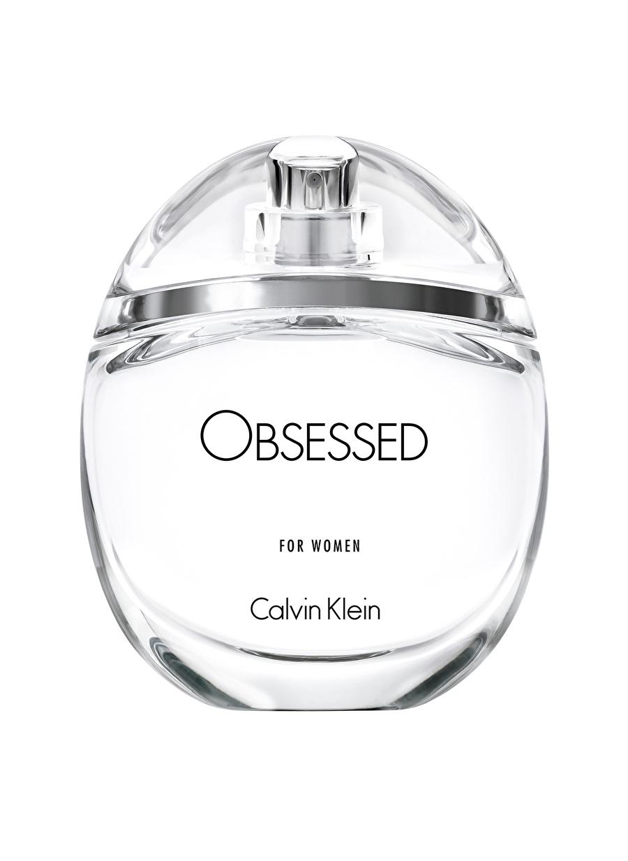 Standart Renksiz Calvin Klein Obsessed Edp 100 ml Kadın Parfüm Kozmetik Erkek