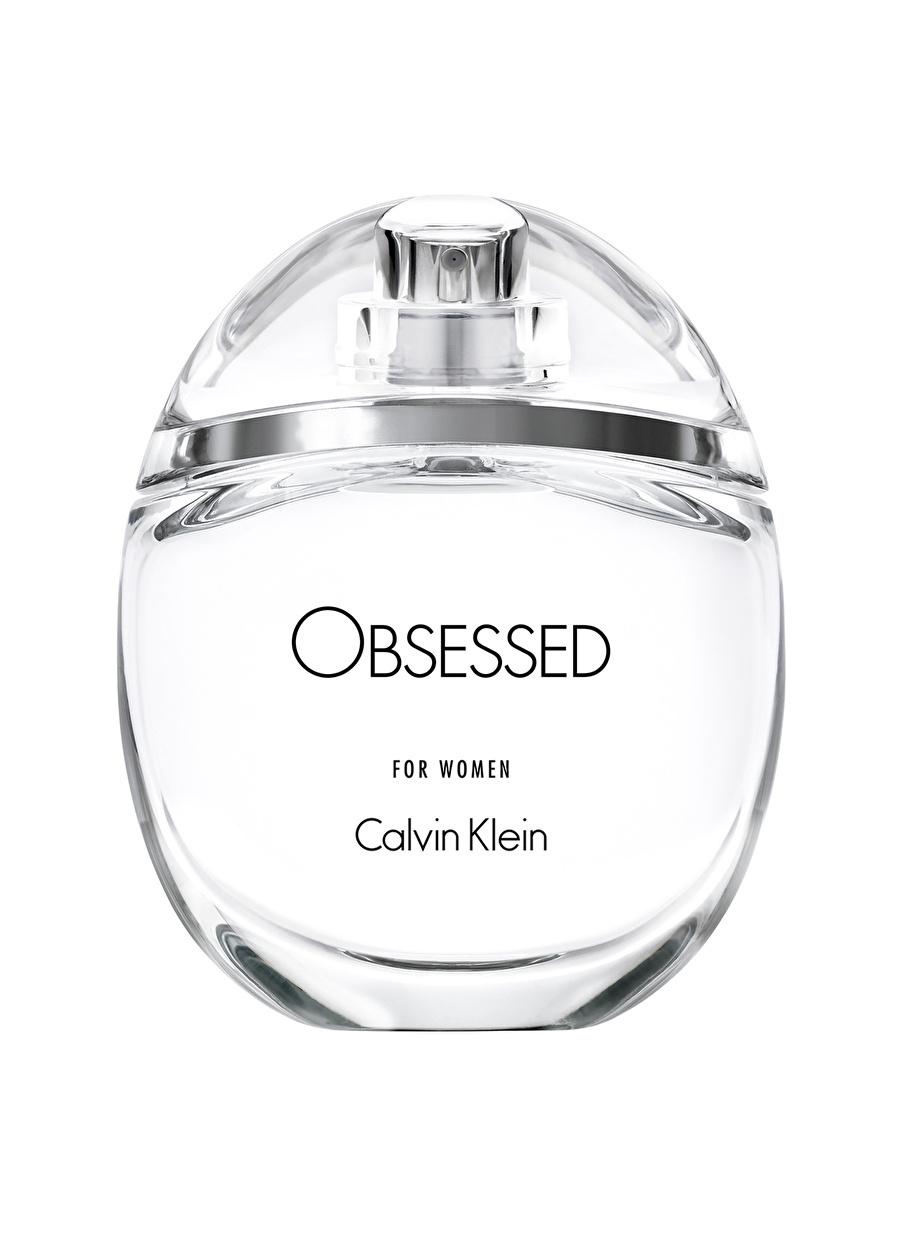 Standart Renksiz Calvin Klein Obsessed Edp 50 ml Kadın Parfüm Kozmetik Erkek