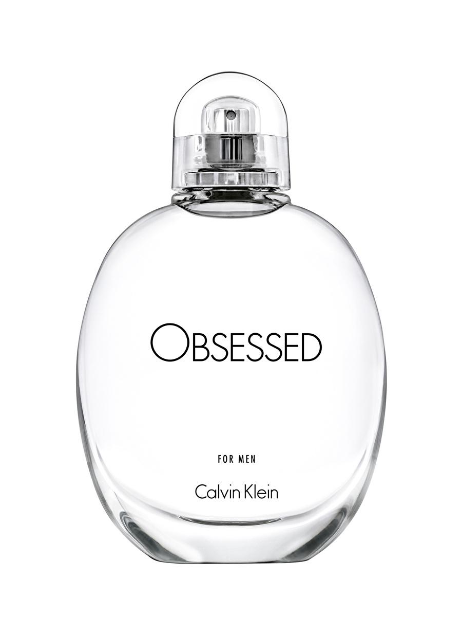 Standart Renksiz Calvin Klein Obsessed Edt 125 ml Erkek Parfüm Kozmetik