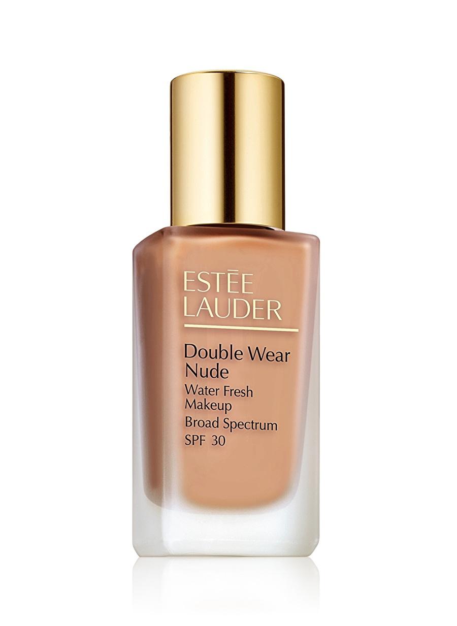 Standart Kadın Renksiz Estee Lauder Double Wear Nude Water Fresh- 3N1 Ivory Beige Fondöten Kozmetik Makyaj Yüz Makyajı
