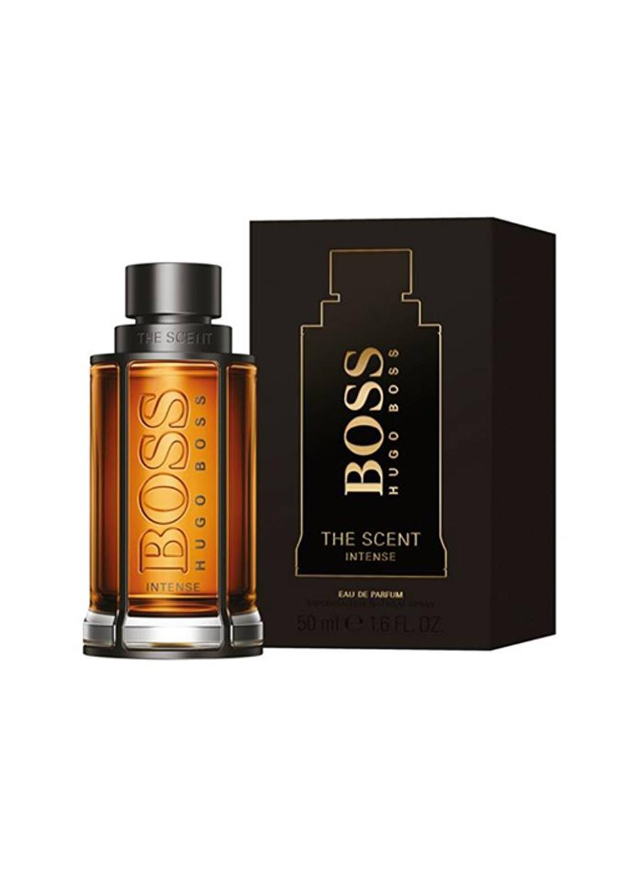 Standart Renksiz Hugo Boss The Scent Intense For Him Edp 50 ml Erkek Parfüm Kozmetik