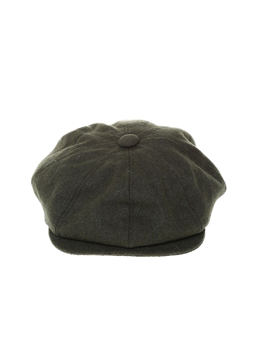 Standart Haki Fonem Terekli Şapka Erkek Aksesuar ŞapkaKasket