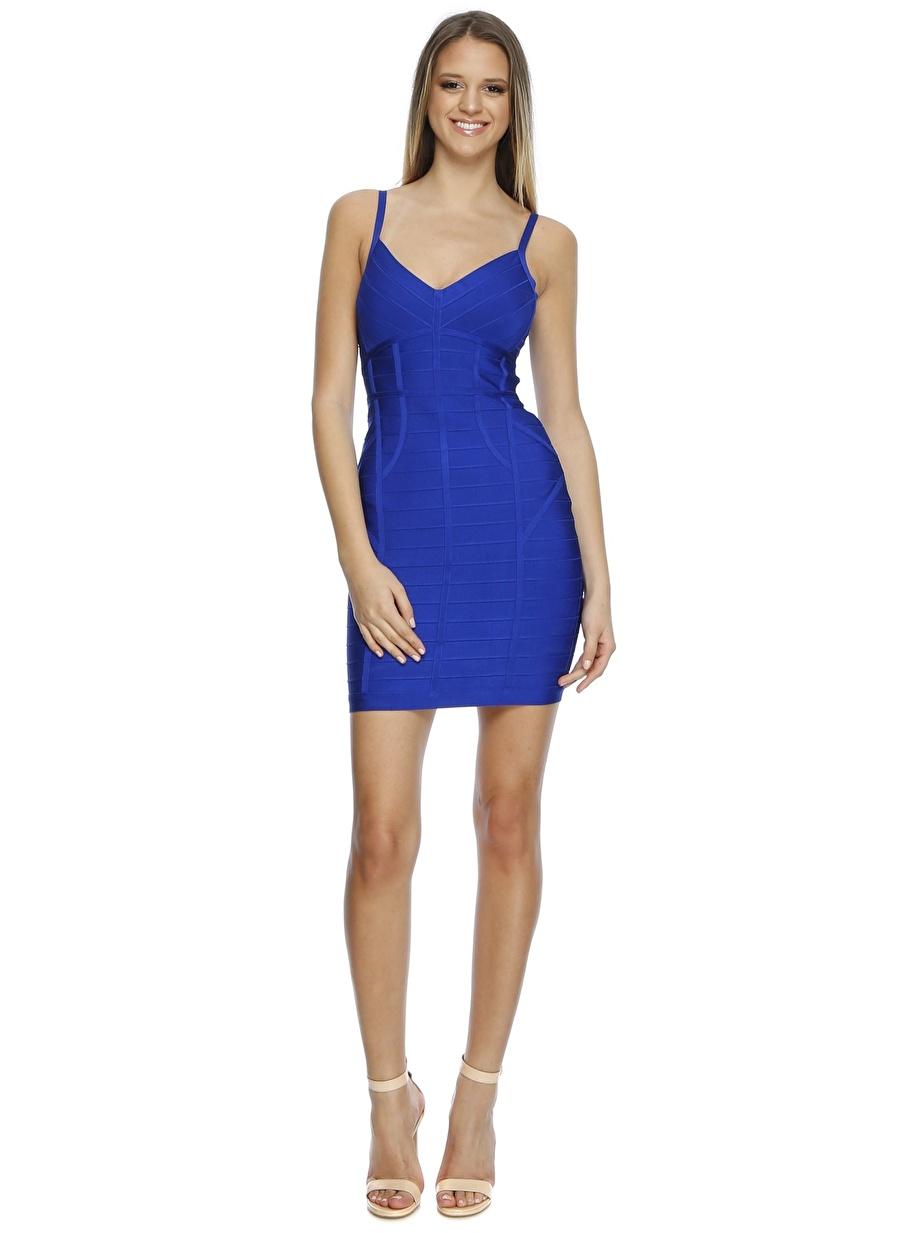 38 Mavi Lydc Elbise Kadın Giyim