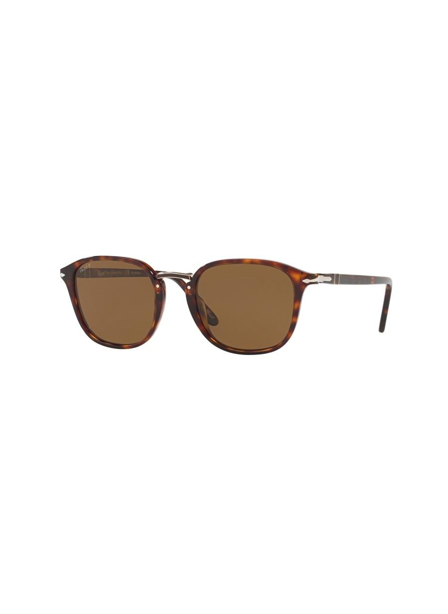 Standart Renksiz Persol 0PO3186S Güneş Gözlüğü Erkek Aksesuar Gözlük