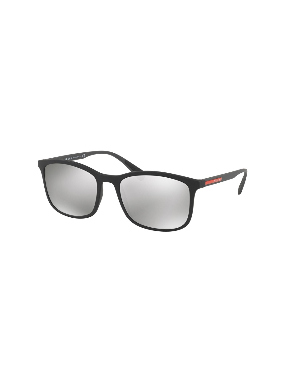 Standart Renksiz Prada Linea Rossa 0PS 01TS Güneş Gözlüğü Erkek Aksesuar Gözlük