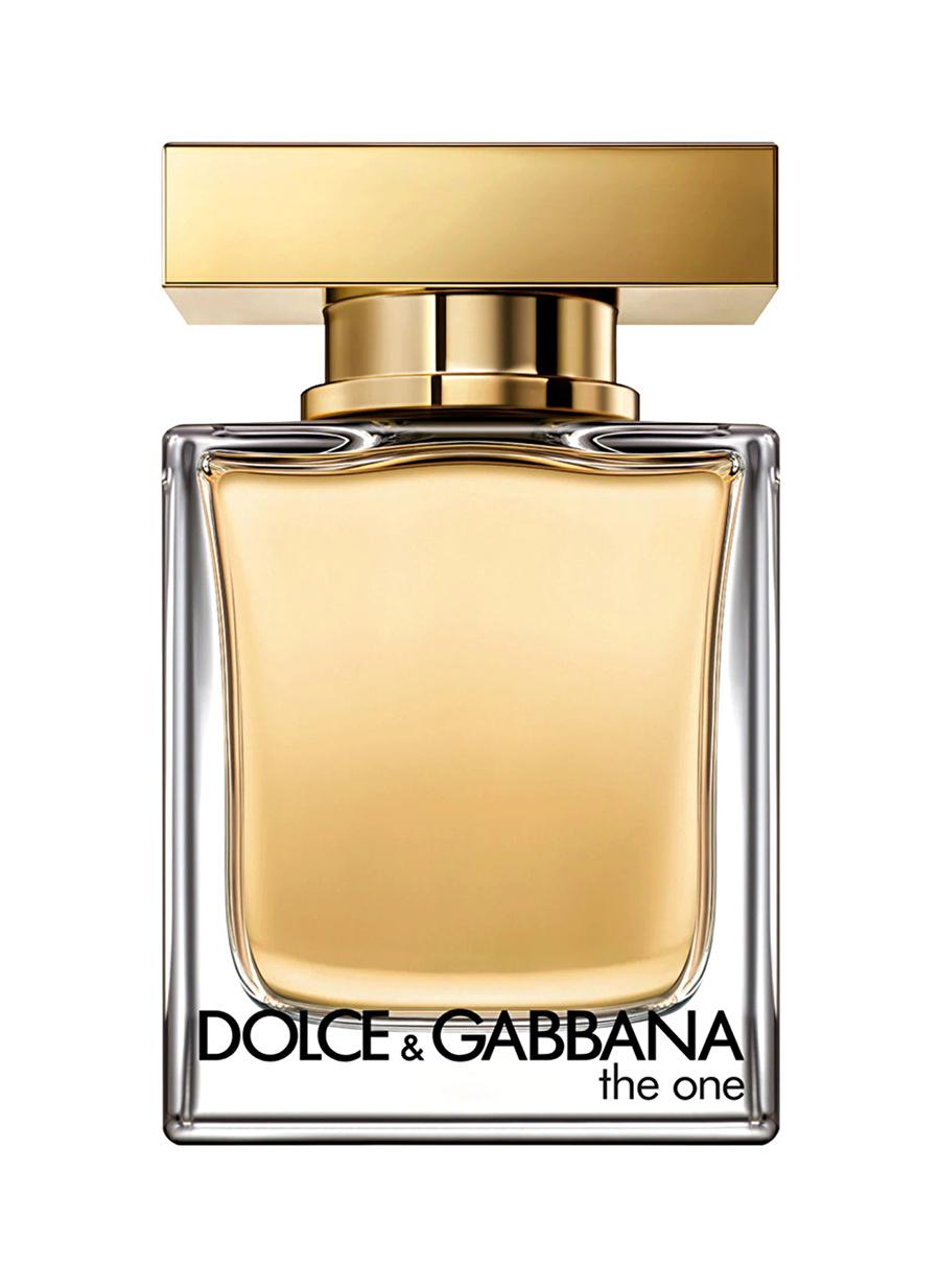 Standart Renksiz Dolceamp;Gabbana Dolce&Gabbana The One Edt 50 ml Kadın Parfüm Kozmetik