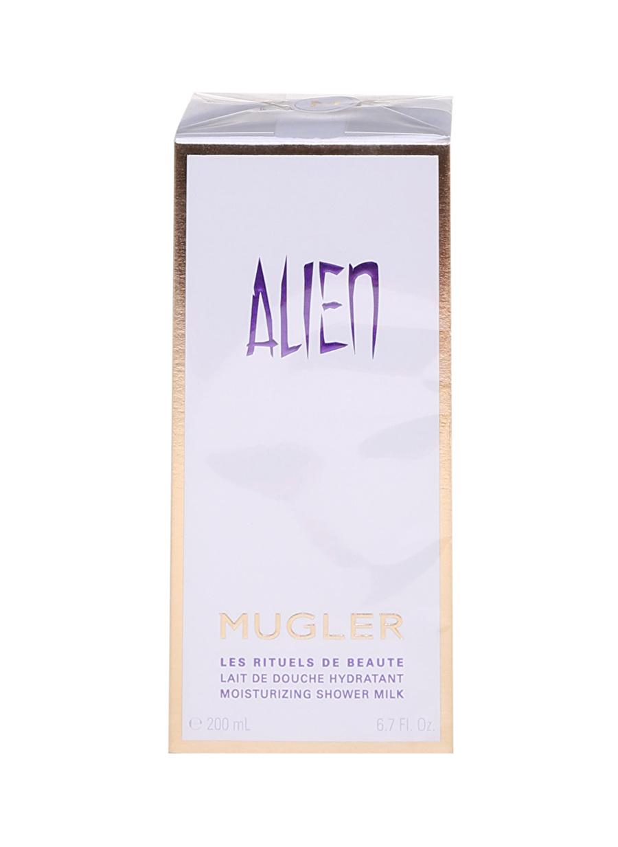 Standart Renksiz Thierry Mugler Alien 200 ml Kadın Parfüm Duş Jeli Kozmetik Vücut Losyonu
