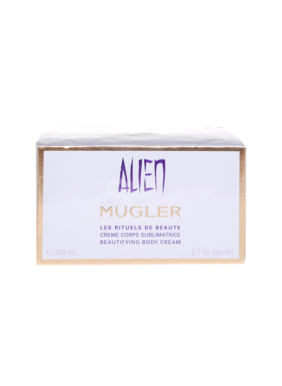 Standart Kadın Renksiz Thierry Mugler 200 ml Parfüm Vücut Losyonu Kozmetik Duş Jeli