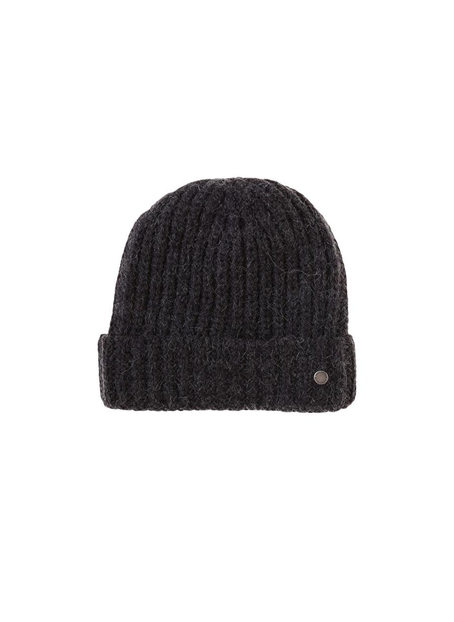 Standart Antrasit Nordbron Şapka Erkek Aksesuar ŞapkaKasket