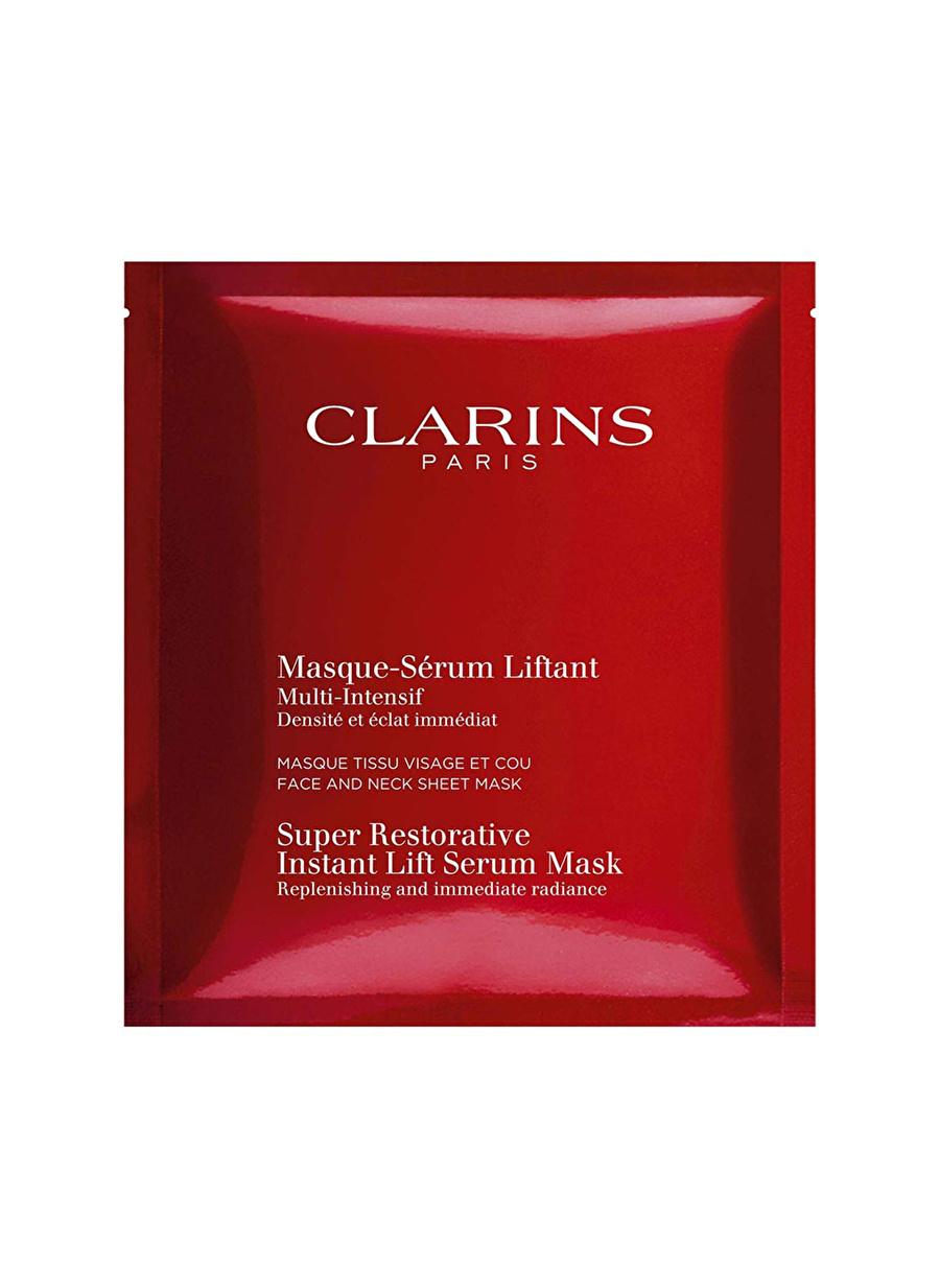 Clarins Bakım Maskesi