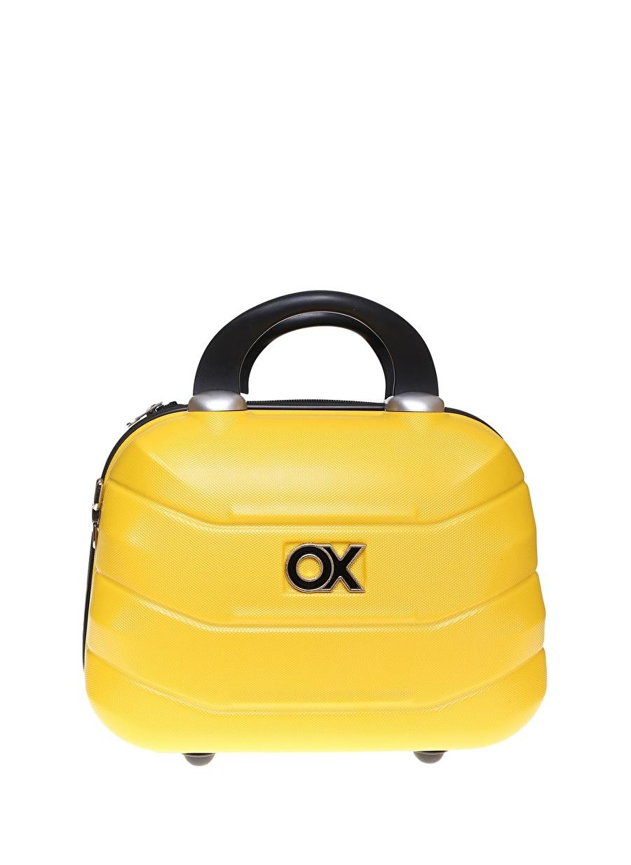 Standart unisex Sarı Ox Erkek Abs Evrak Çantası Ayakkabı Kadın Portföy Clutch