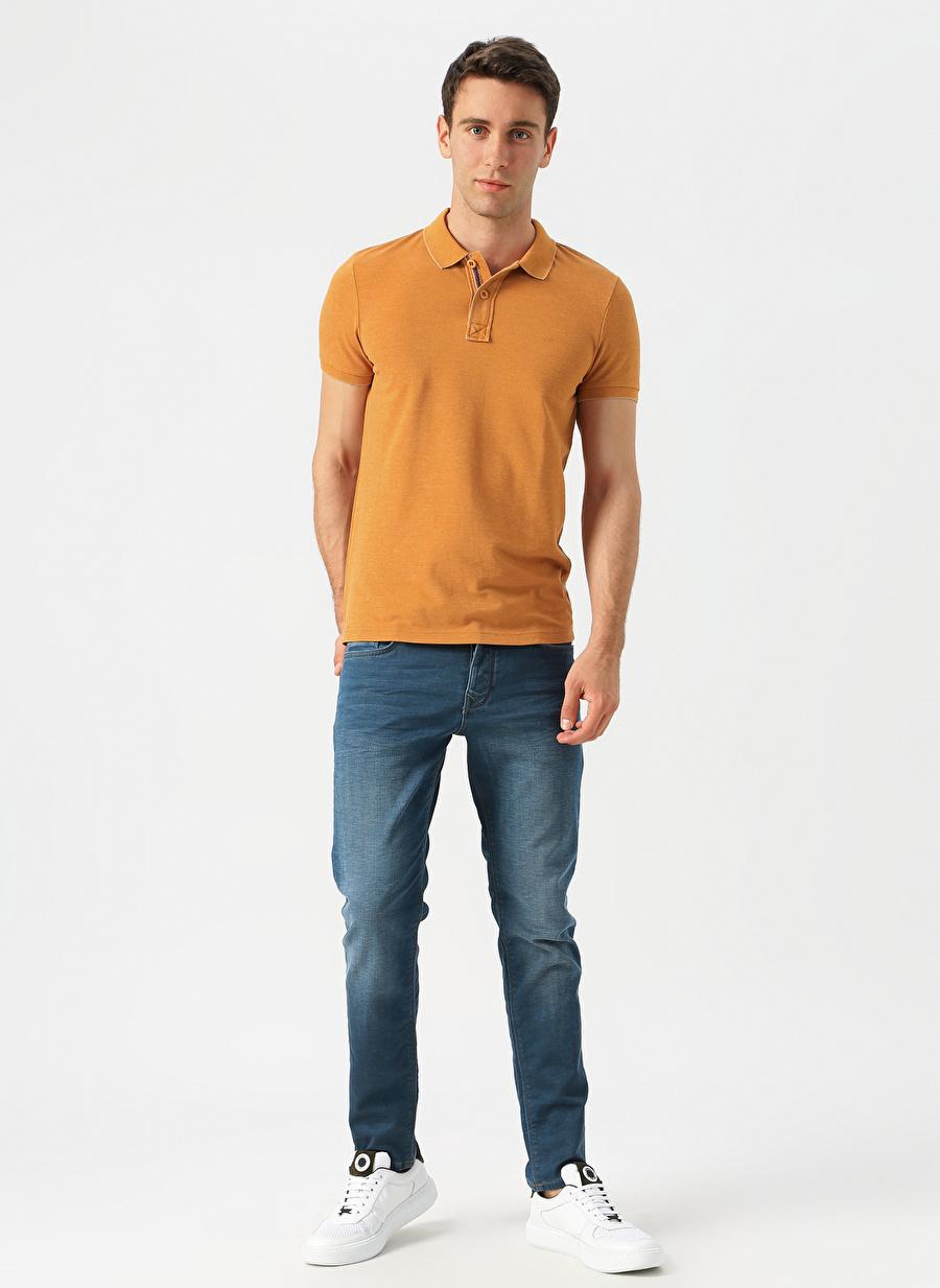 29-32 Renksiz Loft Ricardo Slim Fit Denim Pantolon Erkek Giyim Jean