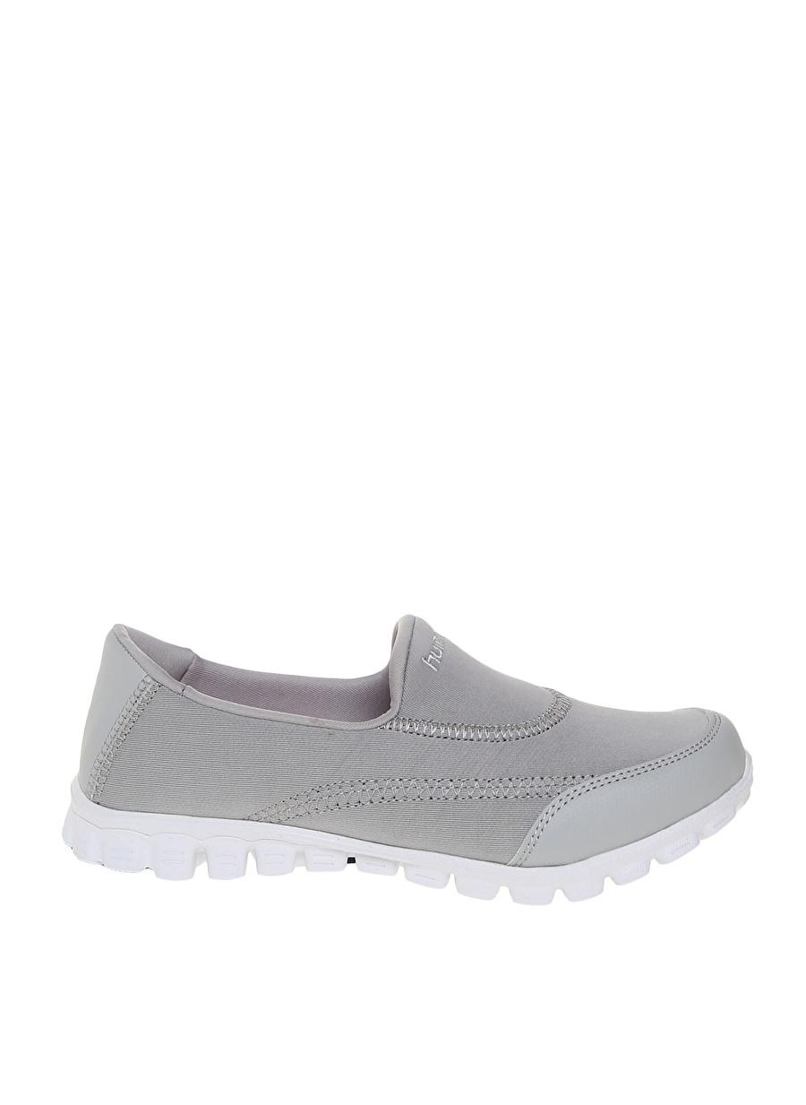 36 Açık Antrasit Hummel 201227-2368 Aerolite Lifestyle Ayakkabı Çanta Kadın Spor