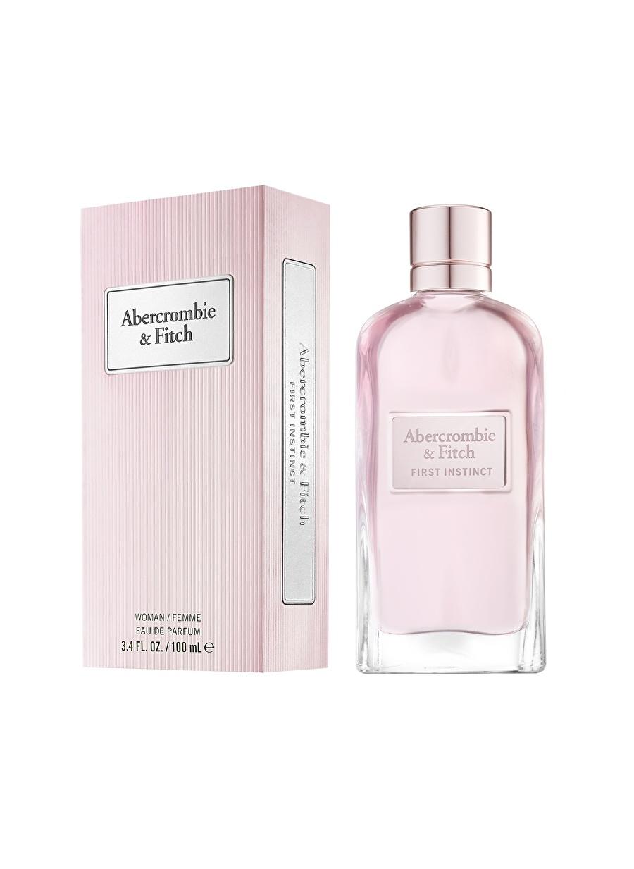 Standart Renksiz Abercrombieamp;Fitch Abercrombie&Fitch First Instinct Edp 100 ml Kadın Parfüm Kozmetik
