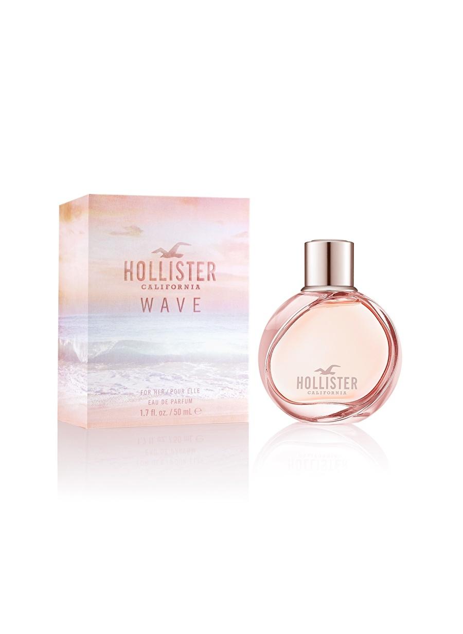 Standart Renksiz Hollister Wave For Her Edt 50 ml Kadın Parfüm Kozmetik Boyner\'e Özel