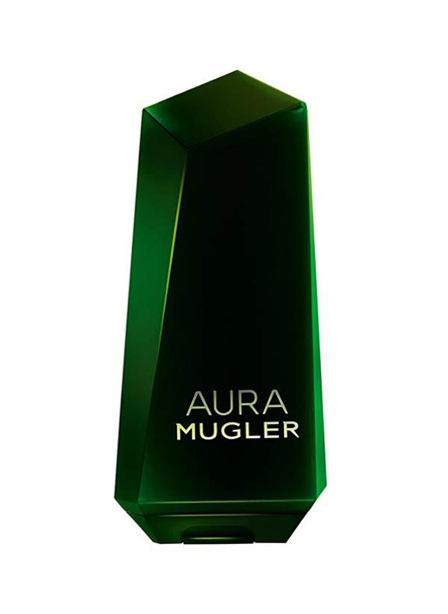 Standart Renksiz Thierry Mugler Aura Lotion 200 ml Kadın Parfüm Vücut Losyonu Kozmetik Duş Jeli