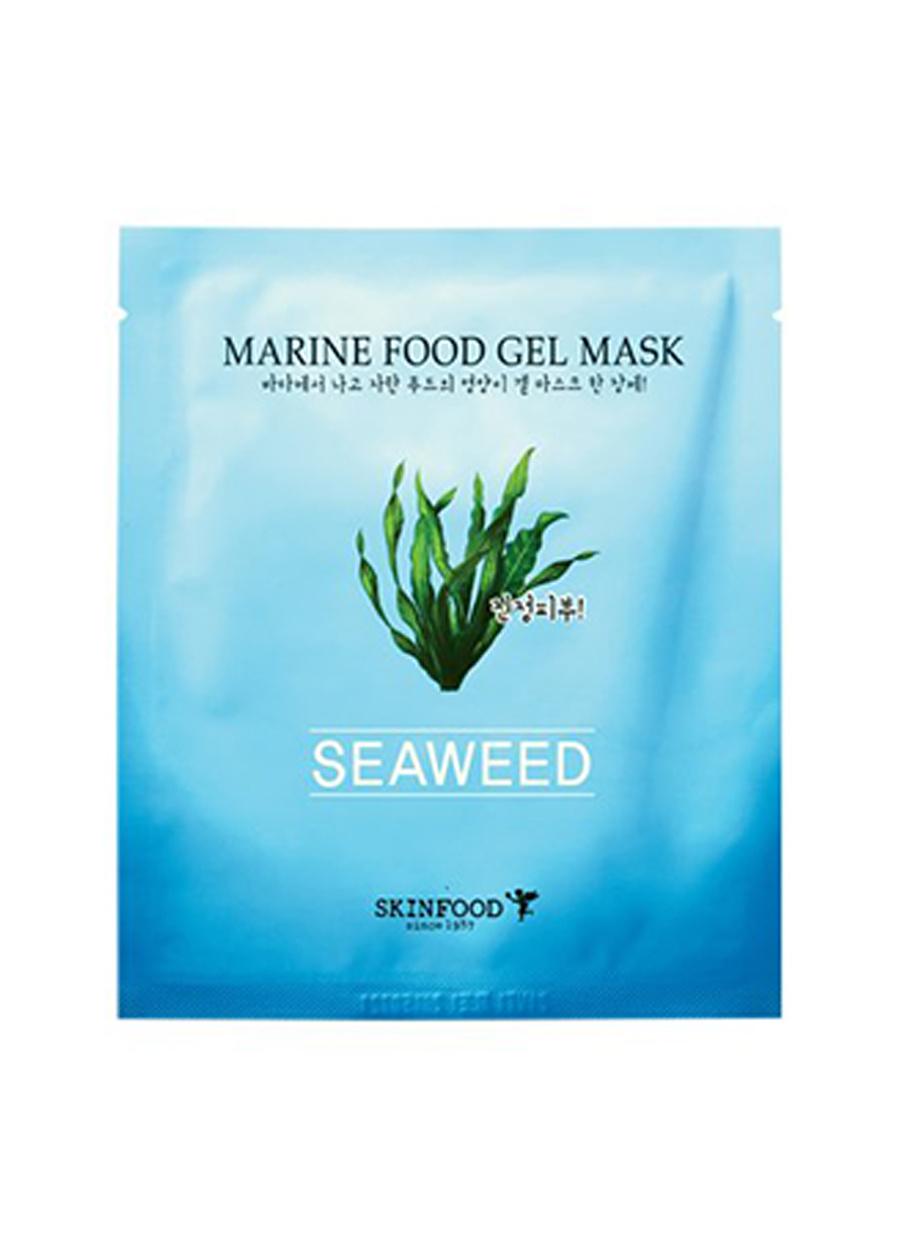 Standart unisex Renksiz Skinfood Deniz Yosunu Jel Bakım Maskesi Kozmetik Cilt Bakımı Yüz Peeling