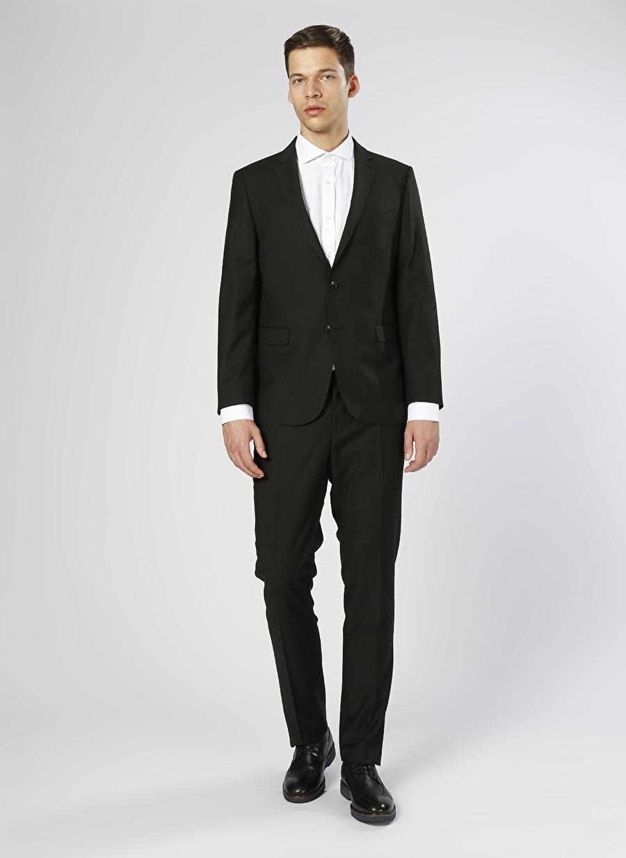 Siyah Altınyıldız Classic Altinyildiz NanoSphere Takım Elbise Erkek Giyim