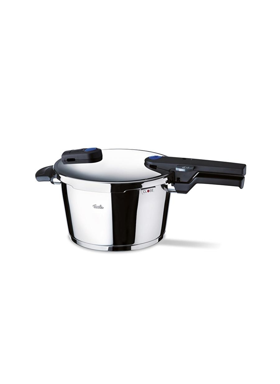 Standart unisex Renksiz Fissler 6 Lt Mavi Point Düdüklü Tencere Ev Mutfak Sofra Ürünleri Pişirme