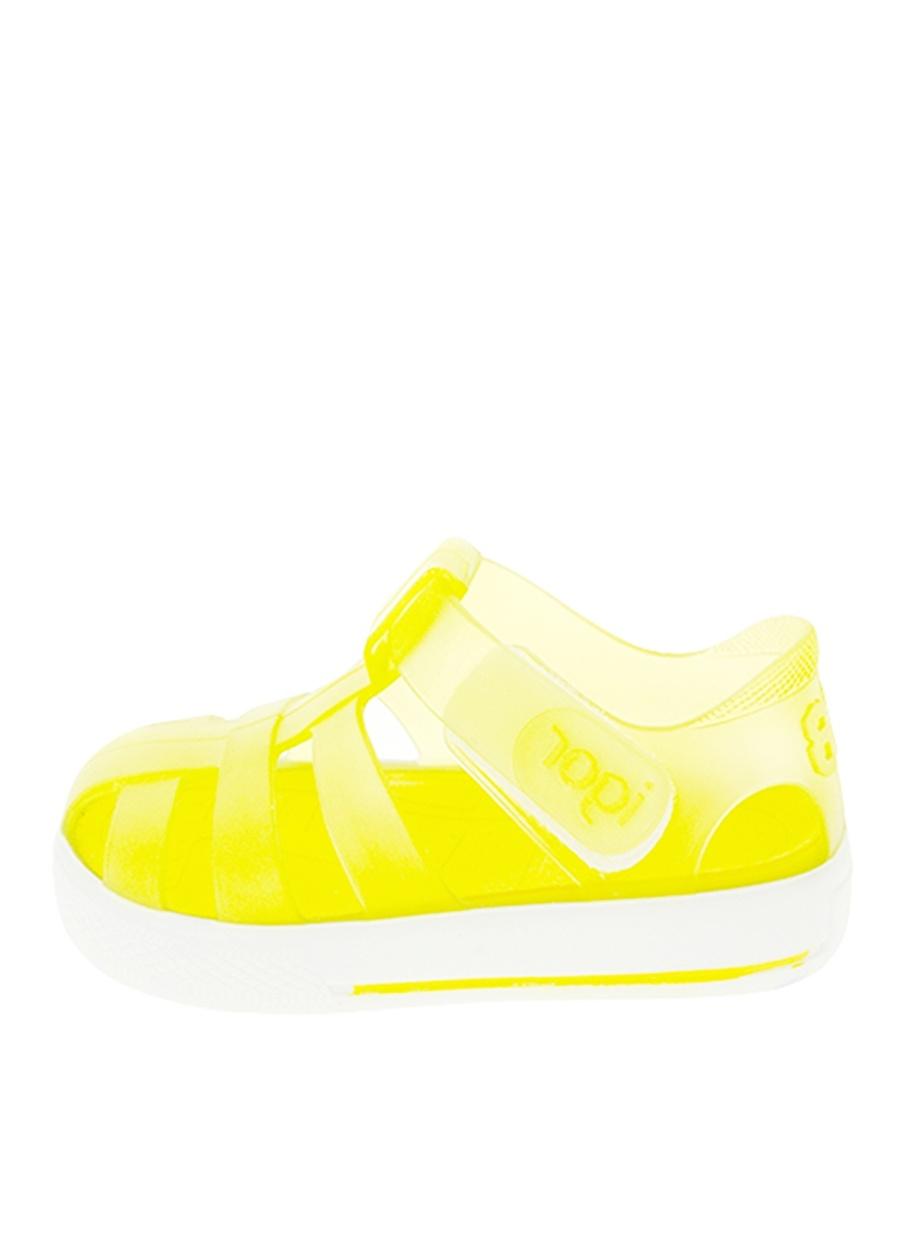 22 Kadın Sarı Igor Çocuk Plaj Terliği Ayakkabı Çanta Ayakkabıları Terlik Sandaletler