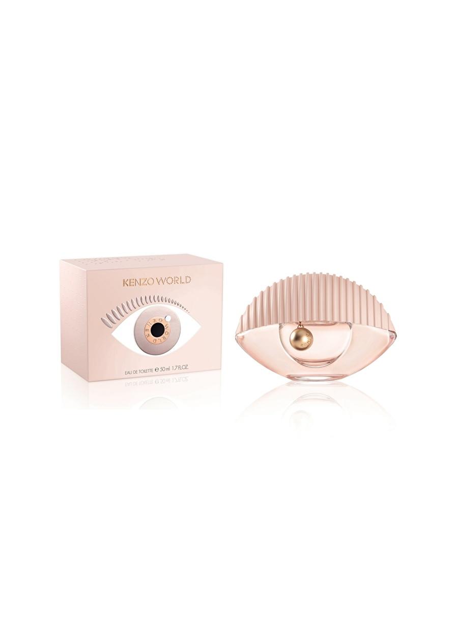 Standart Renksiz Kenzo World Edt 50 ml Kadın Parfüm Kozmetik