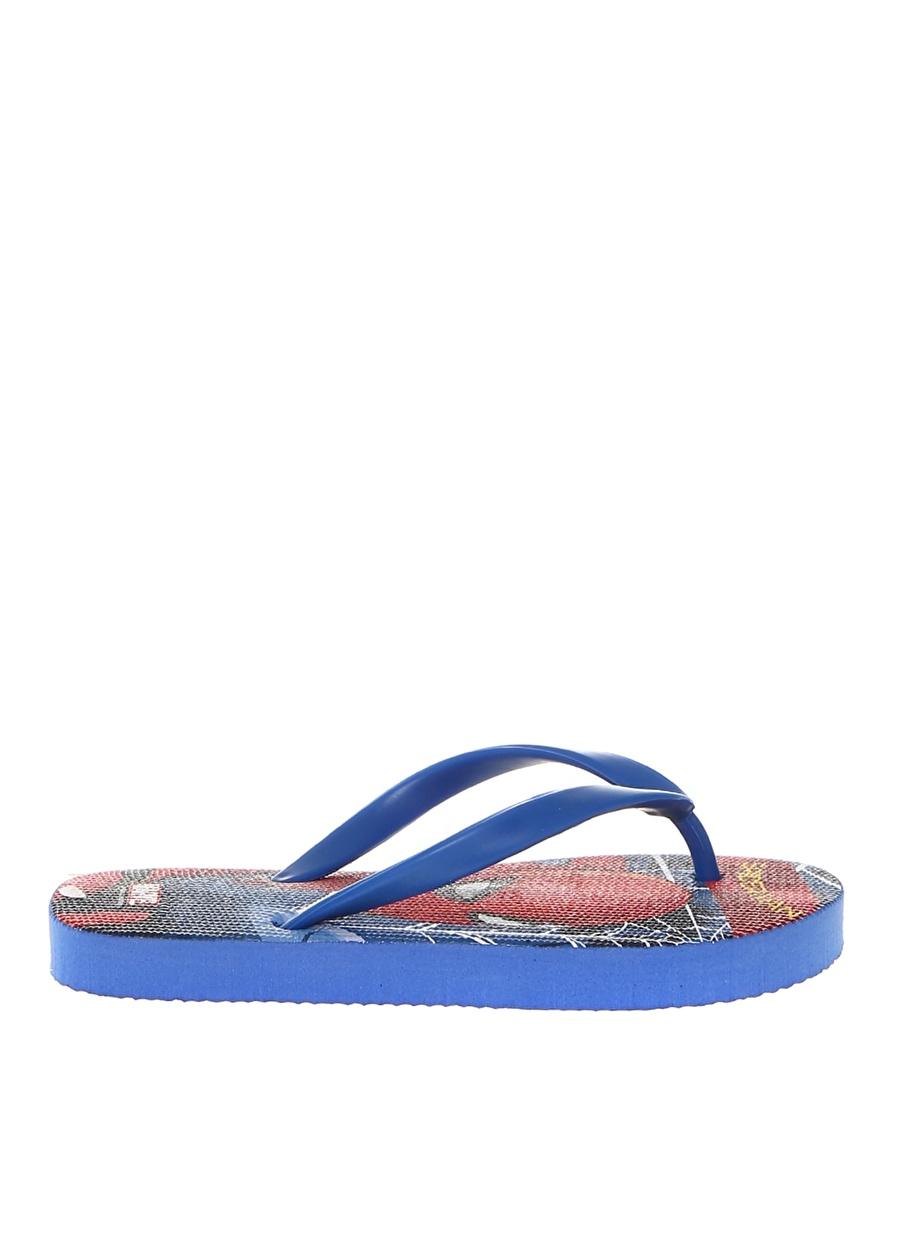 34 Erkek Mavi Gigi Çocuk Plaj Terliği Ayakkabı Çanta Ayakkabıları Terlik Sandaletler