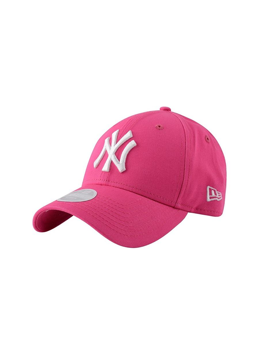 Standart Kadın Pembe New Era Şapka Spor Aksesuarları