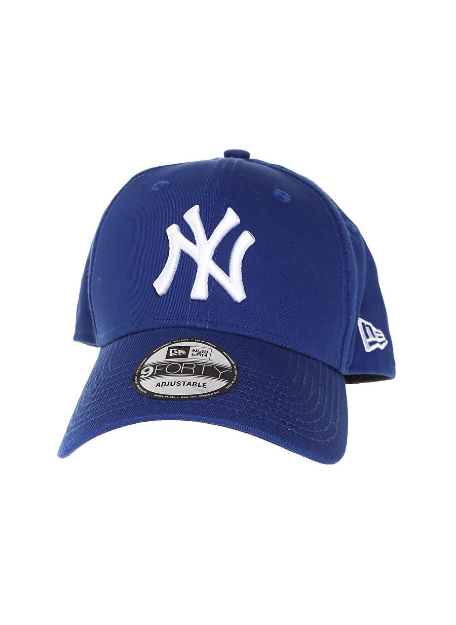 Standart Erkek Mavi New Era Şapka Spor Aksesuarları