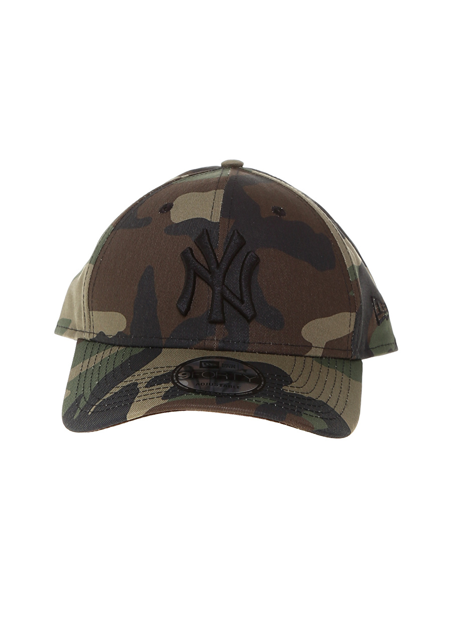 Standart Erkek Yeşil New Era Şapka Spor Aksesuarları