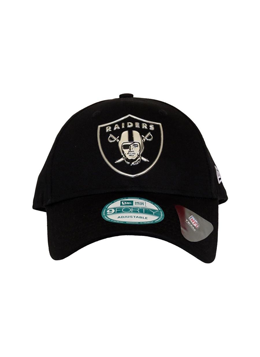 Standart Erkek Siyah New Era Şapka Spor Aksesuarları