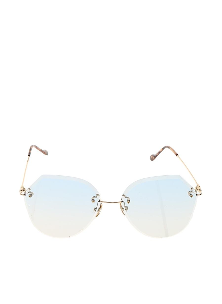 Standart Renksiz Osse Güneş Gözlüğü Kadın Aksesuar Gözlük