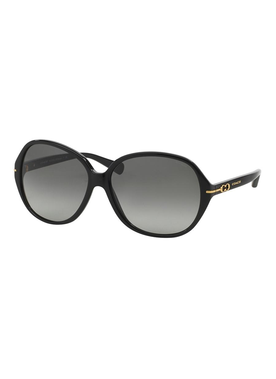 Standart Renksiz Coach 0HC8118 Güneş Gözlüğü Kadın Aksesuar Gözlük