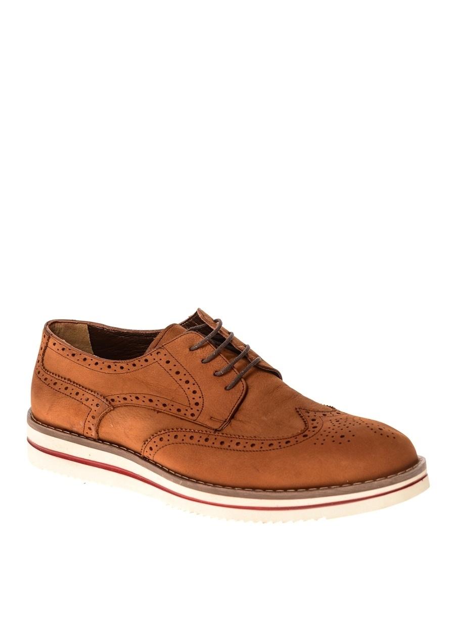 42 Açık Taba New Vision Günlük Ayakkabı Çanta Erkek
