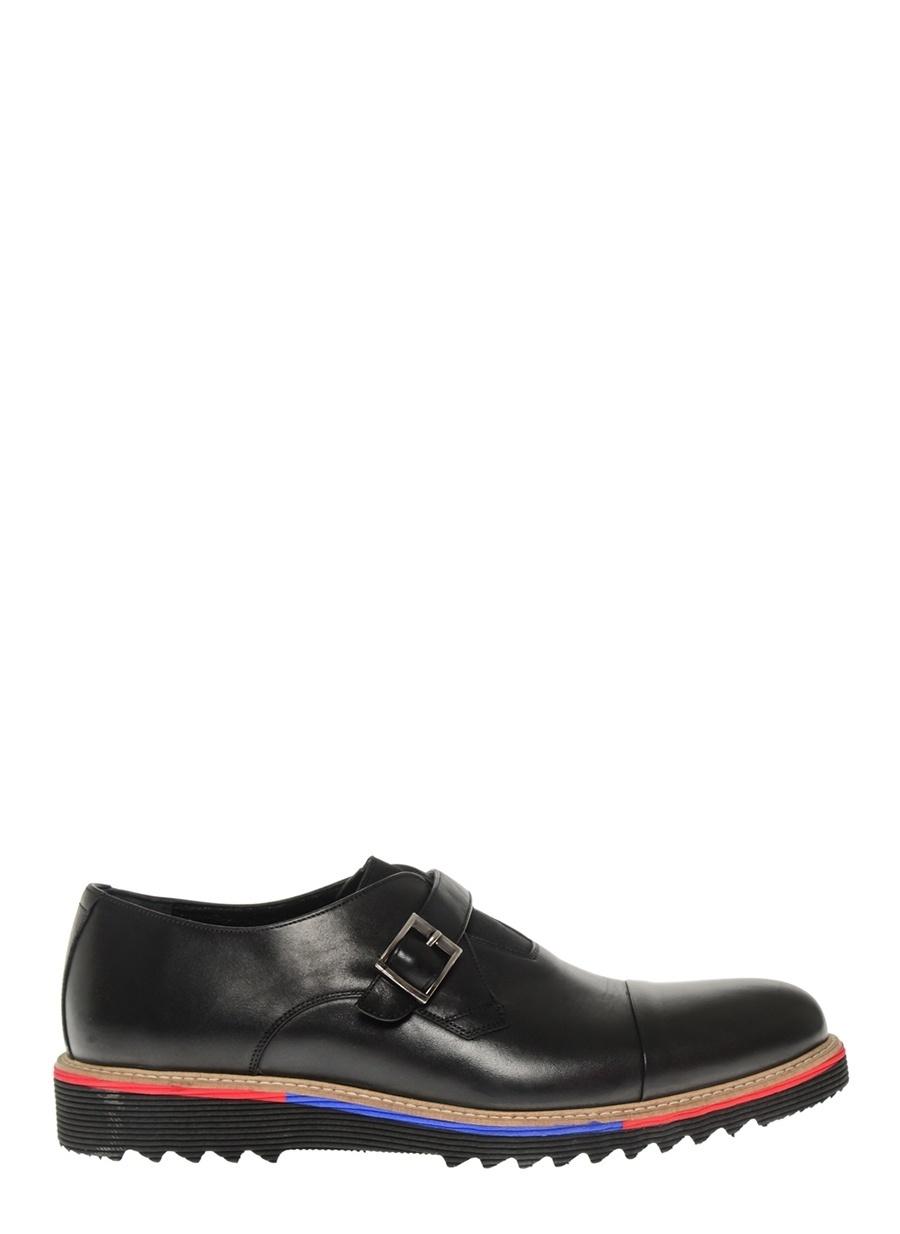41 Siyah Pierre Lupo Günlük Ayakkabı Çanta Erkek