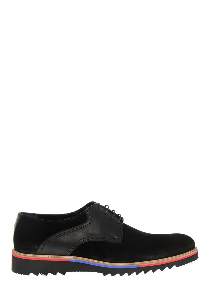 40 Siyah Pierre Lupo Günlük Ayakkabı Çanta Erkek