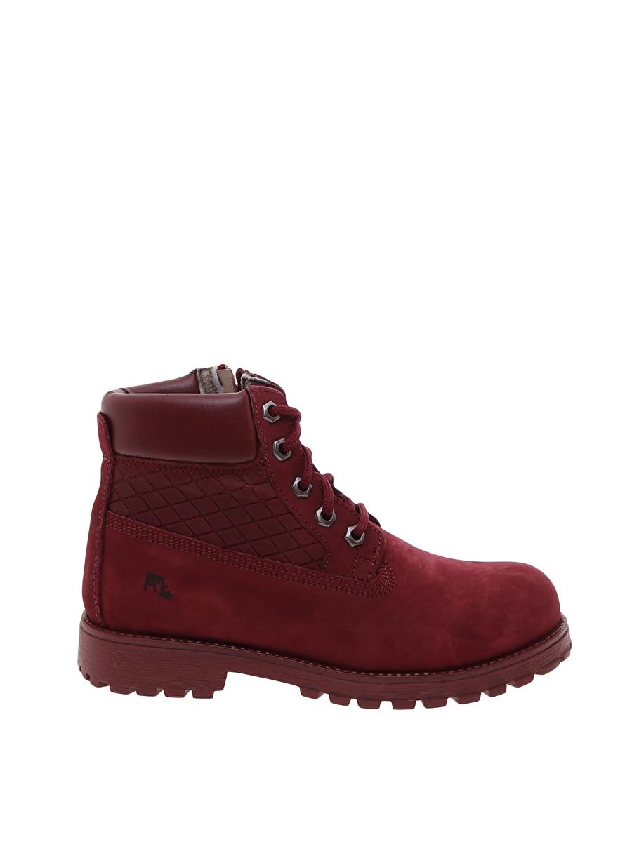 34 Erkek Kırmızı Lumberjack Bot Ayakkabı Çanta Çocuk Ayakkabıları Çizmeler