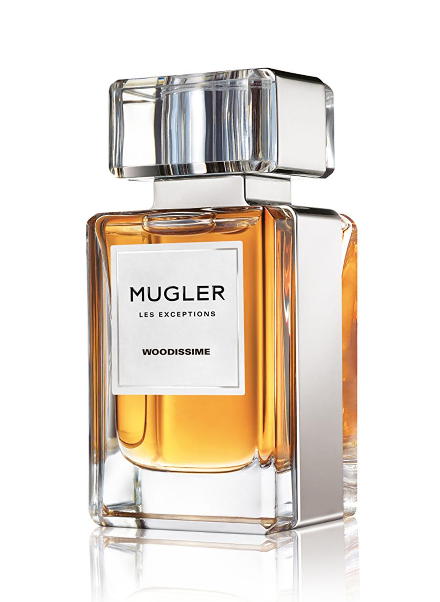 Standart unisex Renksiz Thierry Mugler Parfüm Kozmetik Erkek