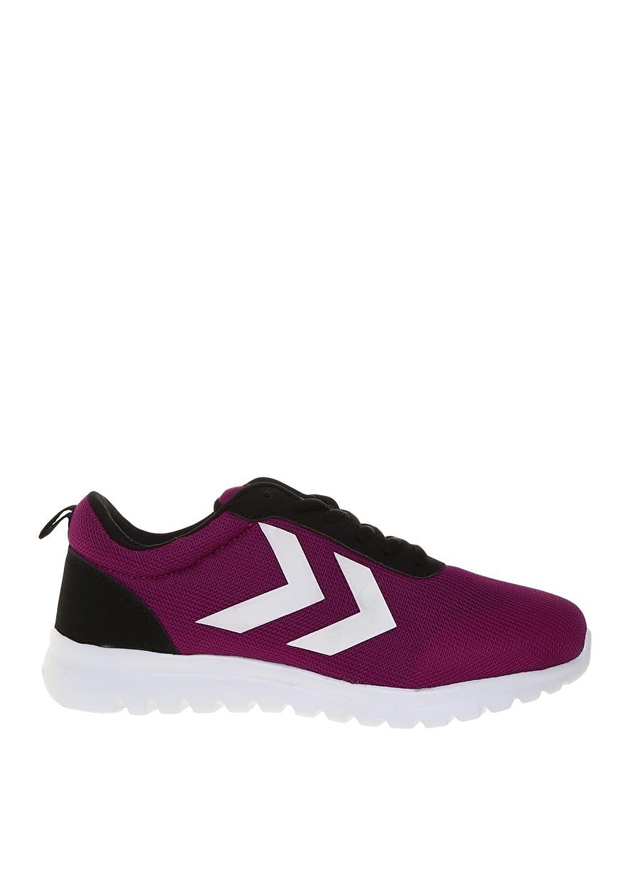 37 Fuşya Hummel Koşu Ayakkabısı Çanta Kadın Spor