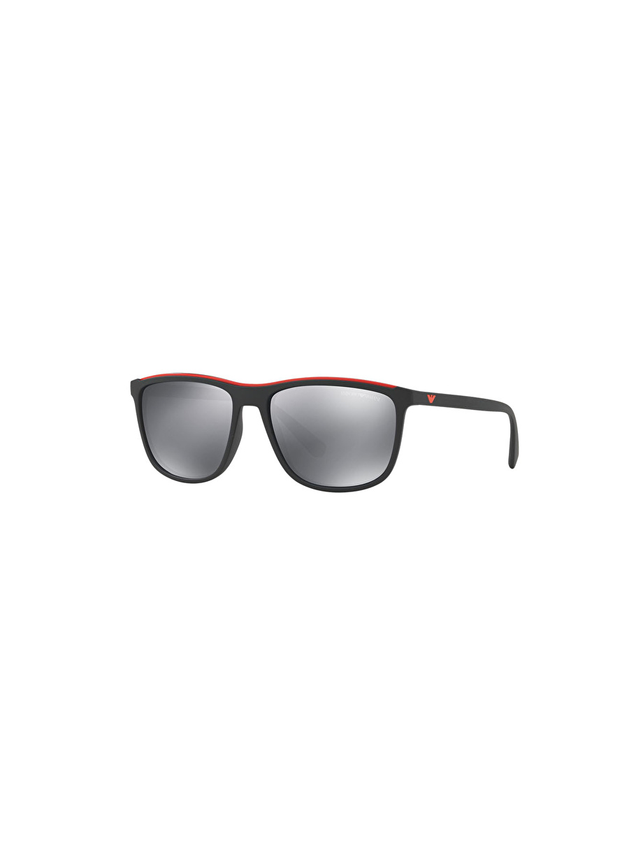 Standart Renksiz Emporio Armani 0EA4109 Güneş Gözlüğü Erkek Aksesuar Gözlük