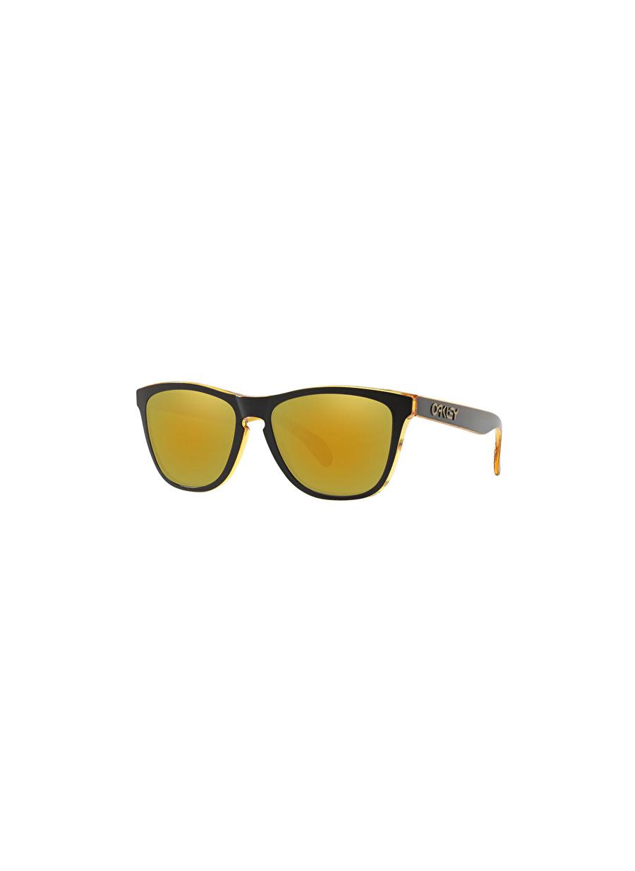 Standart Renksiz Oakley Güneş Gözlüğü Erkek Aksesuar Gözlük