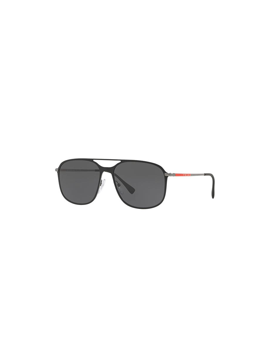 Standart Renksiz Prada Linea Rossa 0PS 53TS Güneş Gözlüğü Erkek Aksesuar Gözlük