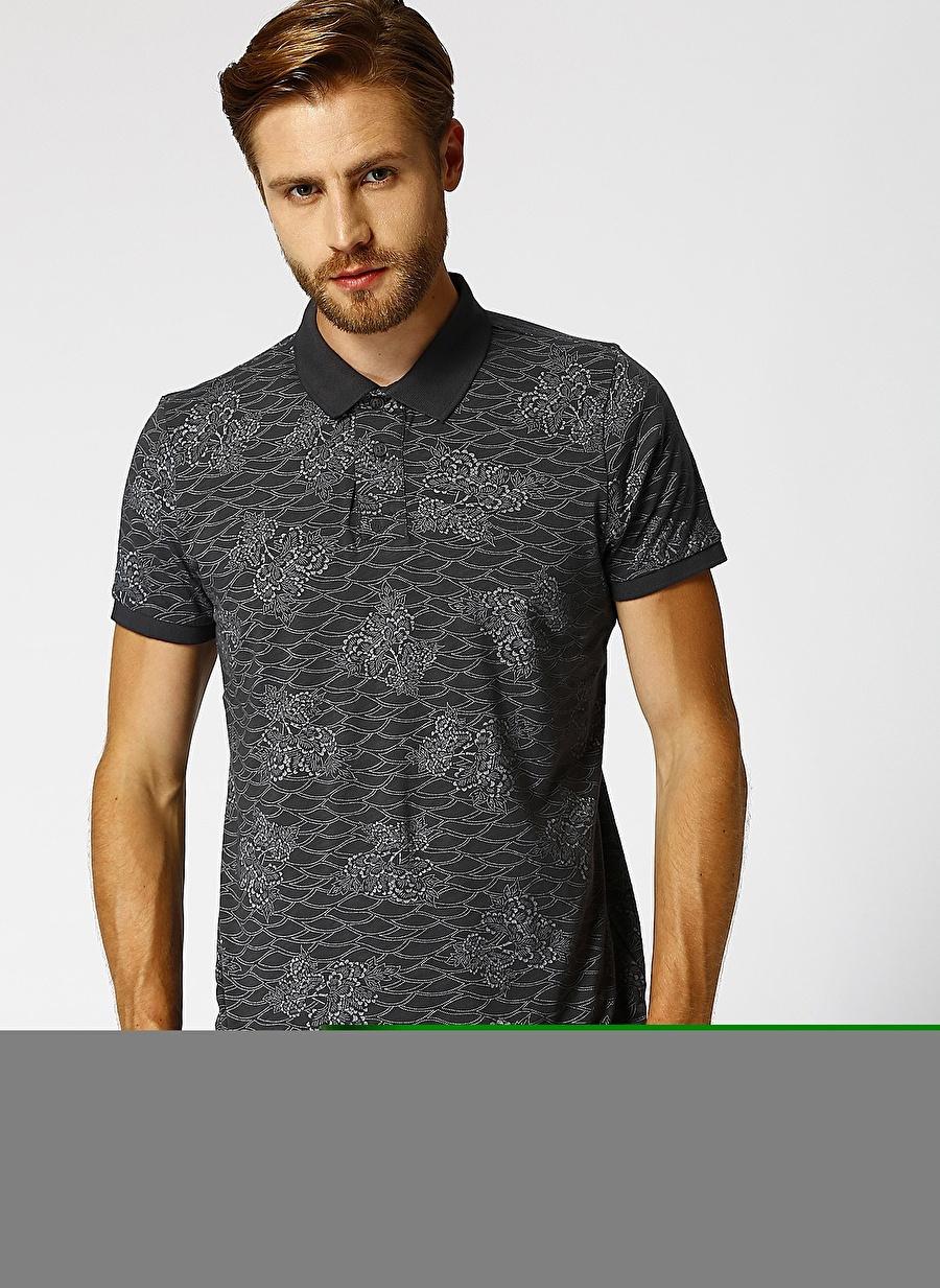 S Antrasit Cazador T-Shirt Spor Erkek Giyim T-shirt