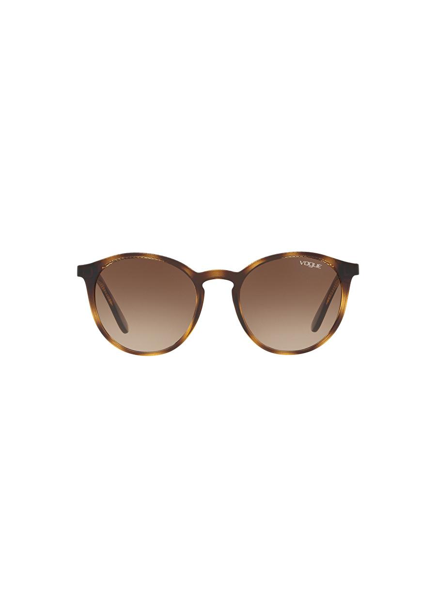 Standart Renksiz Vogue 0VO5215S Güneş Gözlüğü Kadın Aksesuar Gözlük