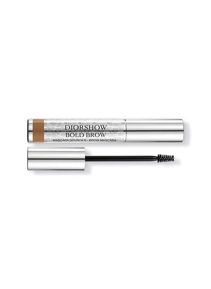 Standart Kadın Renksiz Dior Diorshow Bold Brow 021 Medium Maskara Kozmetik Makyaj Göz Makyajı